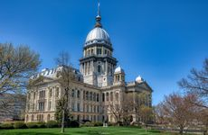 Illinois State Capitol Building, Springfield, Illinois.jpg